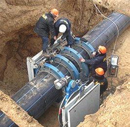 Будівництво та ремонт систем водопостачання і водовідведення