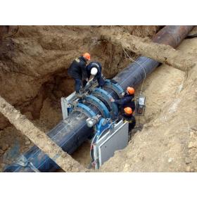 Стыковая сварка трубопроводов