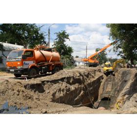 ремонт каналізації