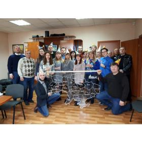 Празднование 13-ти летия Компании ВиК